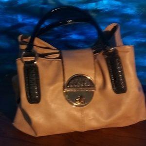 Leather Also handbag